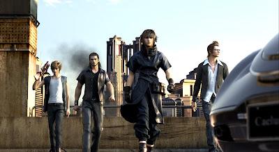 Final Fantasy Versus XIII Characters