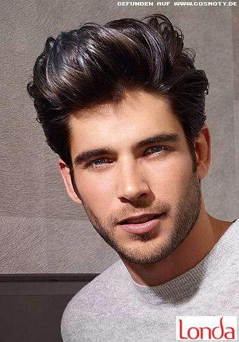 peinados con tup para hombres