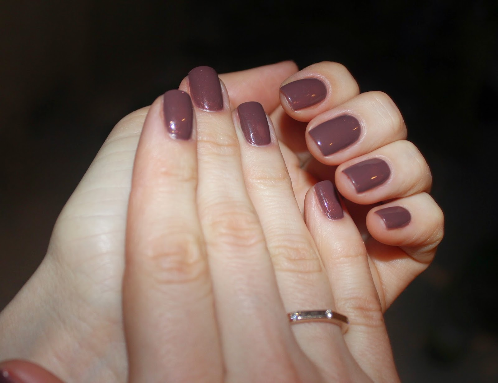 OPI Nail Lacquer NL H64 Wooden shoe like to know?