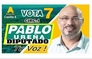 Pablo Ureña diputado