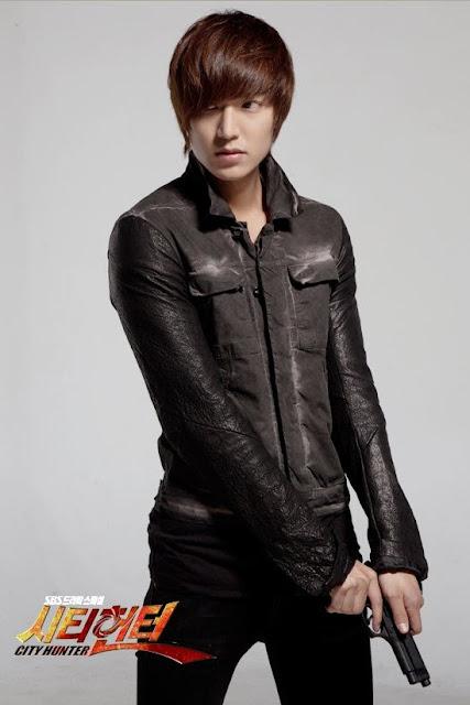 Short Hair Styles_Lee Min Ho