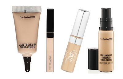 How to Choose the Right Concealers based on Skin Type & Coverage?