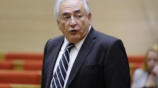 L'ancien patron du FMI, Dominique Strauss-Kahn