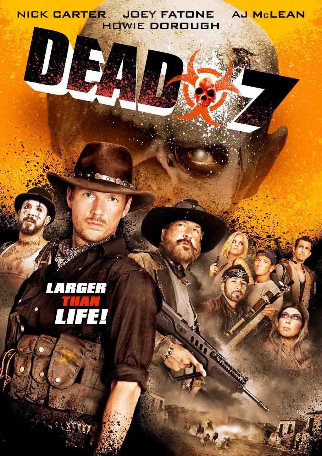 Dead 7 Torrent - WEBRip 720p Dual Áudio (2016)