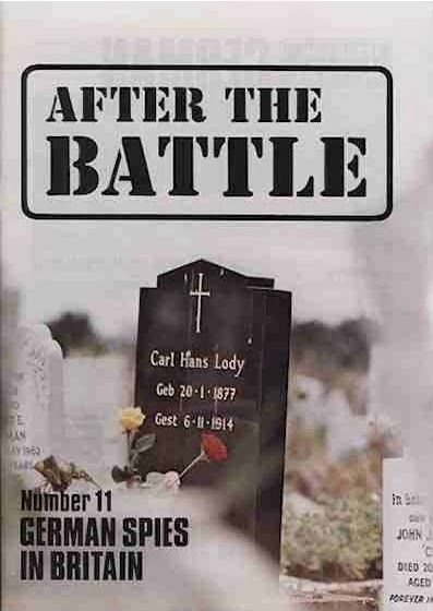 After the Battle magazine, volume 11 - German Spies in Britain