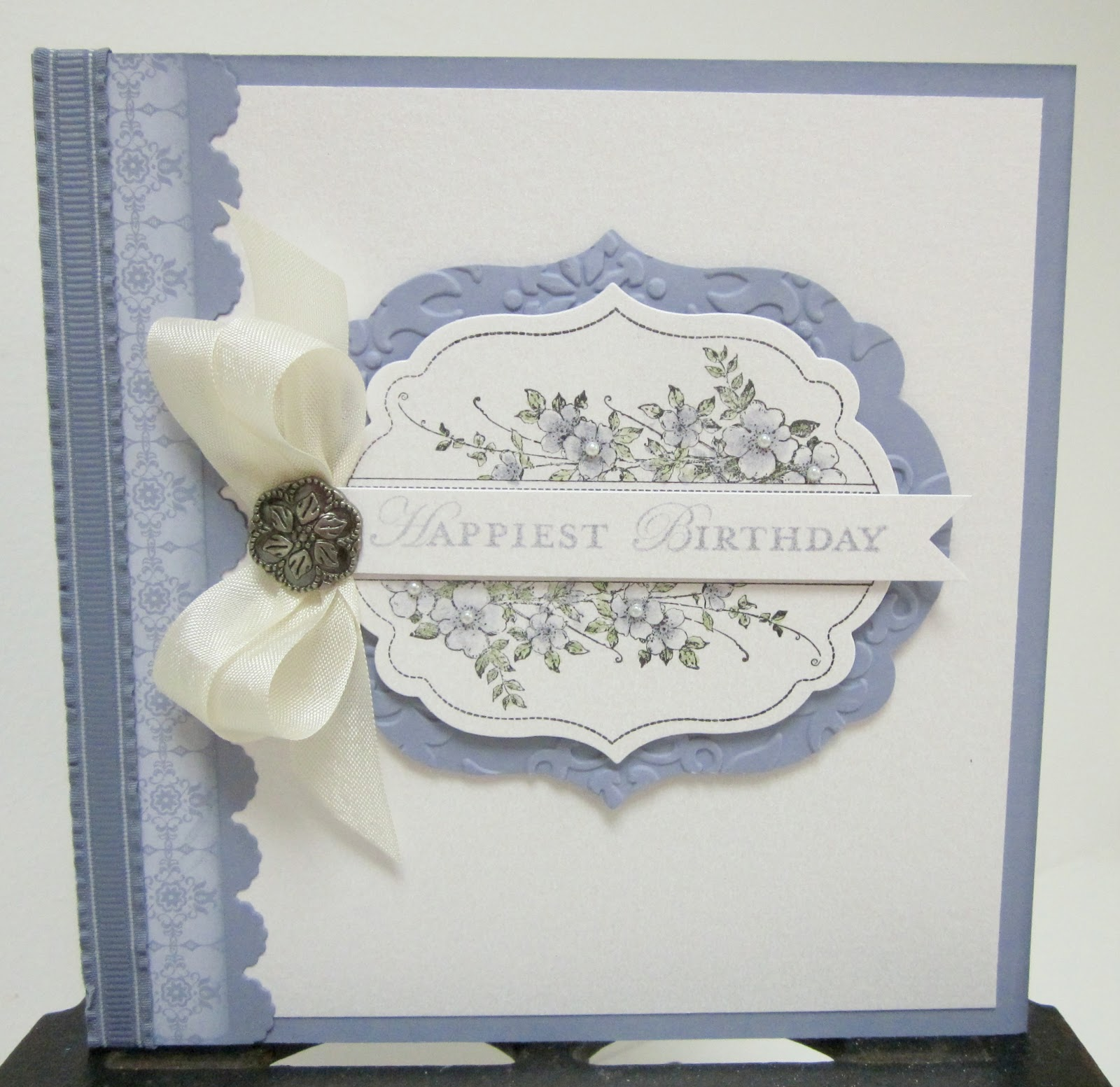 100 Years Young With Apothecary Art By Stampin Up
