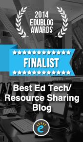 2014 Edublog Finalist