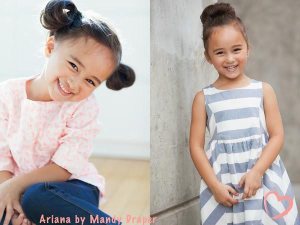 Ariana - Cast Images - Mandy Draper