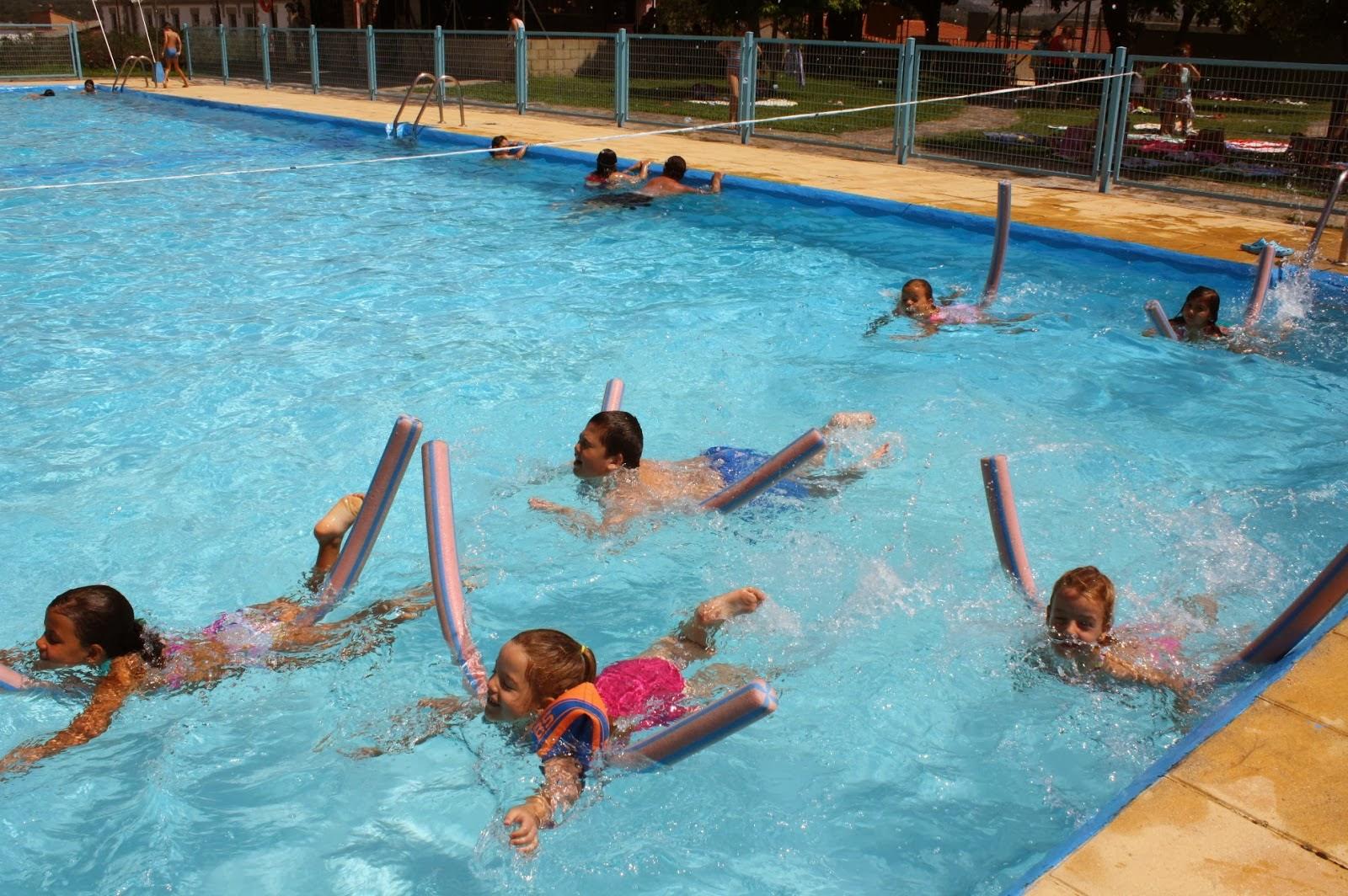 la natación es ideal para todas las edades