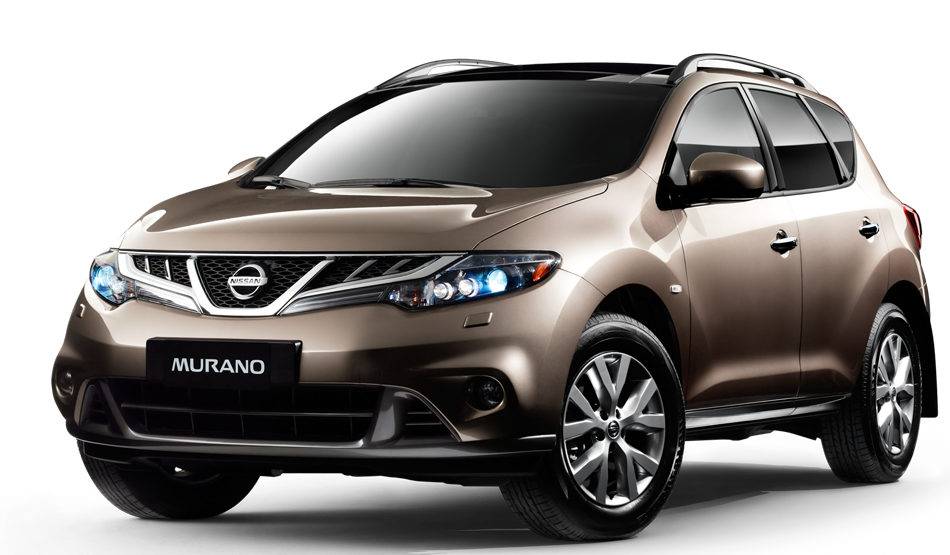 Nissan Murano yang dipasarkan di Indonesia adalah tipe top grade, yang diimport langsung dalam bentuk utuh CBU (completely built-up)