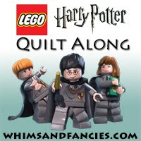 Harry Potter Lego QAL