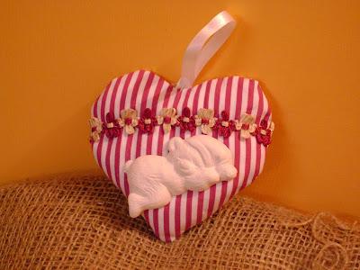 duftende Wäsche - душистое белье - сердце ткани и штукатурки ароматом - das Herz der Stoff und Gips parfümiert - heart of cloth and plaster scented