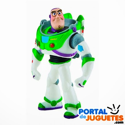 figura buzz lightyear toy story 3 bullyland 12760