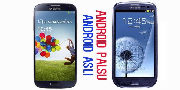 Tips Membedakan Android Replika dengan Android Asli