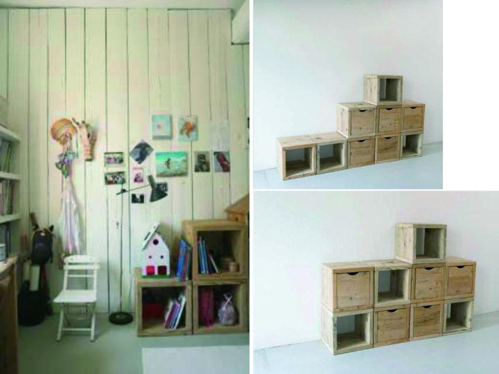 Tú Preguntas!! Cómo blanquear y envejecer un mueble de madera de ...