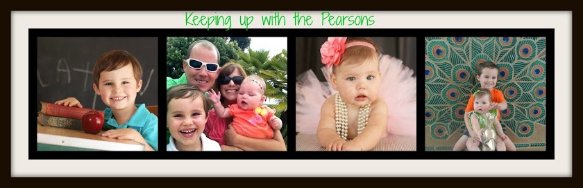 Keeping Up with the Pearsons