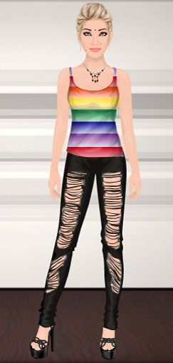 Outfit Gay Pride