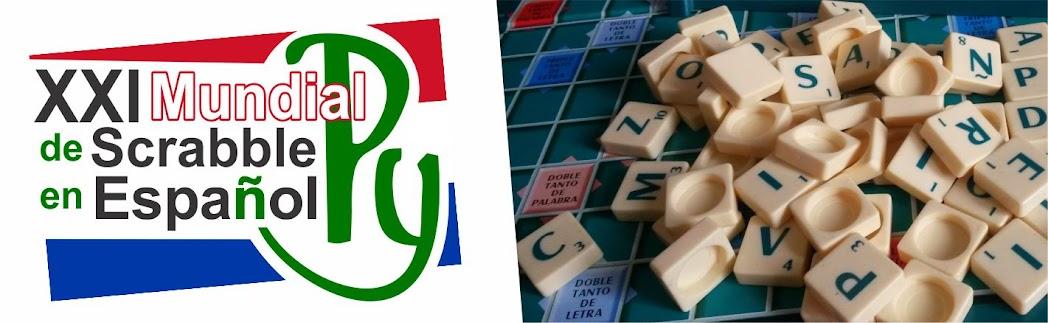 XXI Mundial de Scrabble en Español