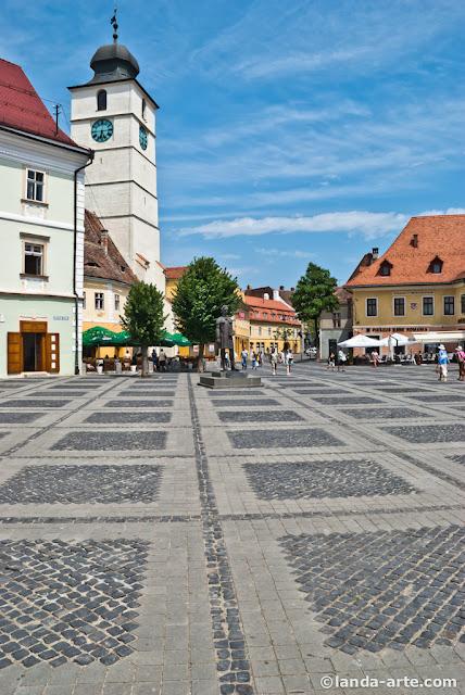 Piața Mare Sibiu