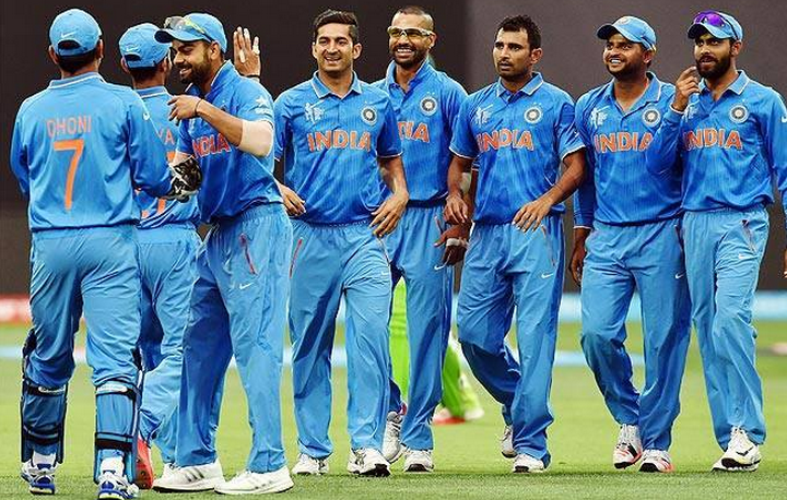 India cricket team image