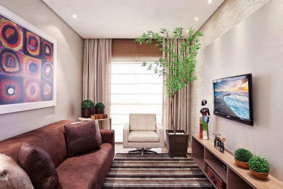 Decoracion de salas peque as y modernas salas y for Muebles sala para apartamentos pequenos