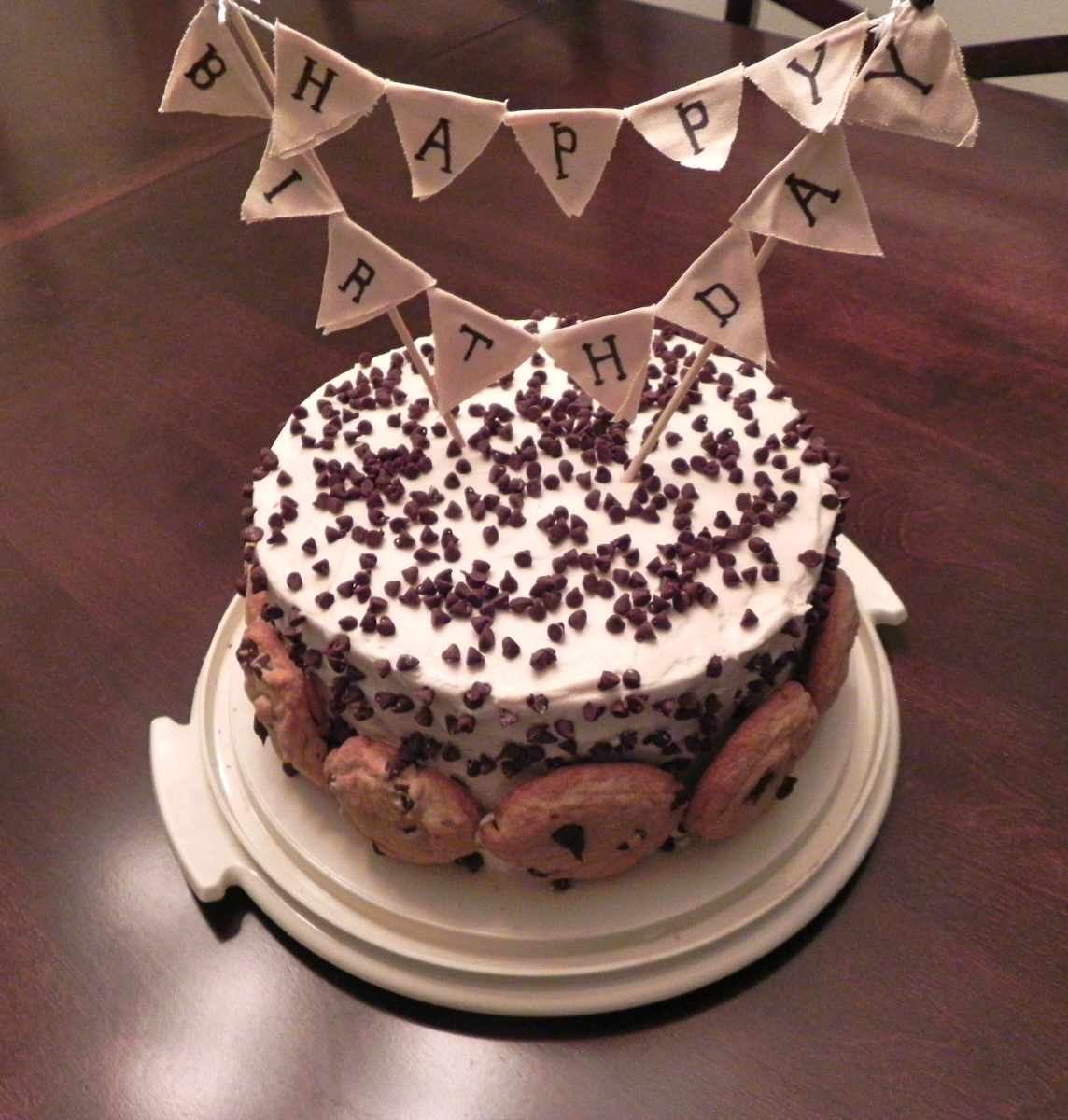A Vegan Birthday Chocolate Vanilla Birthday Cake Coconut