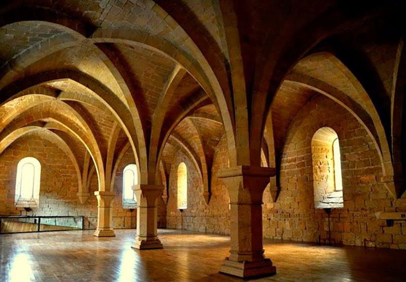 Hoteles conventos España