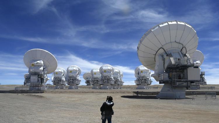El misterio de los ecos de radar