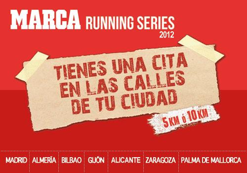Marca Running Series 2012