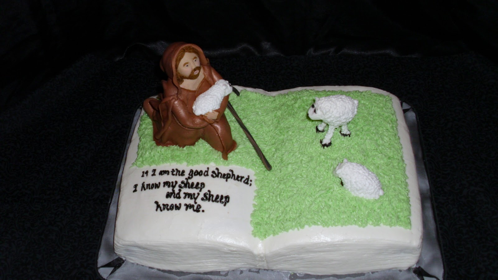 the good shepherd john 10 In the 10th chapter of john, jesus assumes the role of the shepherd of the sheep  by the way, he  sometimes they did a good job and sometimes they did not.