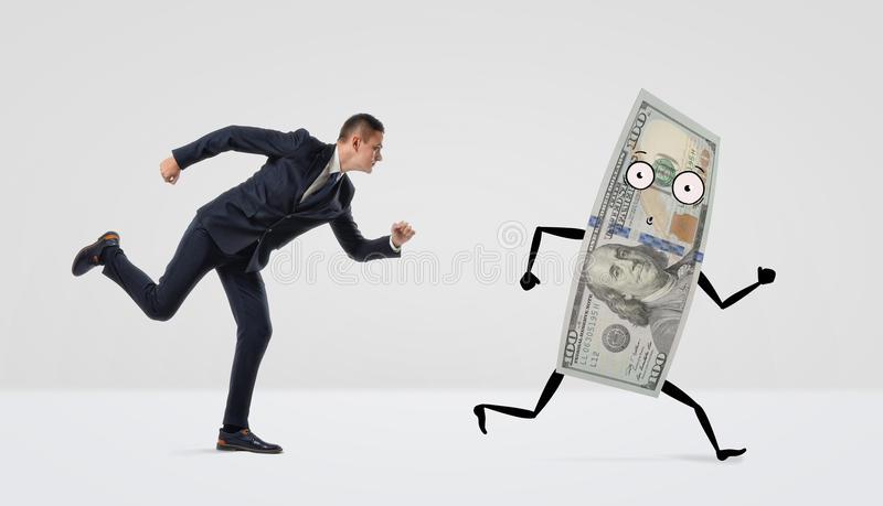 Μη κυνηγάτε το χρήμα...