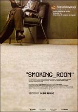"Carátula del DVD: ""Smoking Room"""
