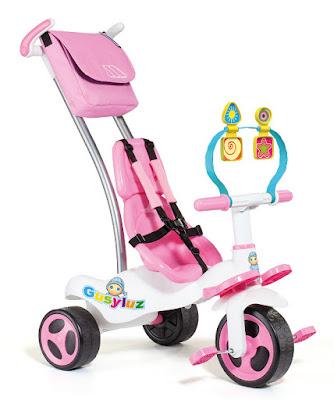 TOYS : JUGUETES - MOLTO Urban Trike GusyLuz Activity - Triciclo  Producto Oficial 2015 | Molto 15216 | Edad: 10-36 meses  Comprar en Amazon España