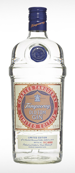 BOTELLA DE TANQUERAY OLD TOM GIN