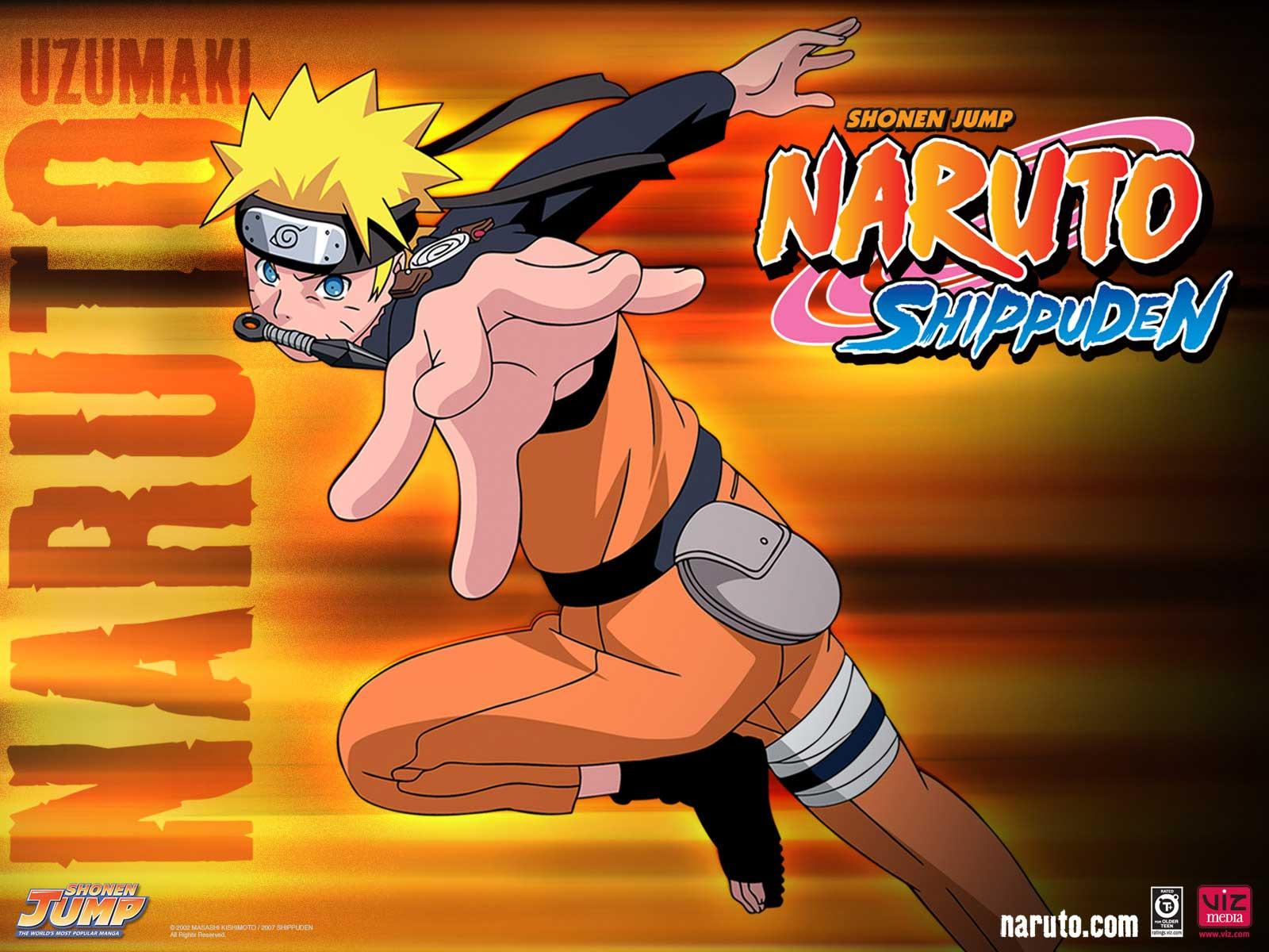 Naruto Shippuden - Uzumaki Naruto