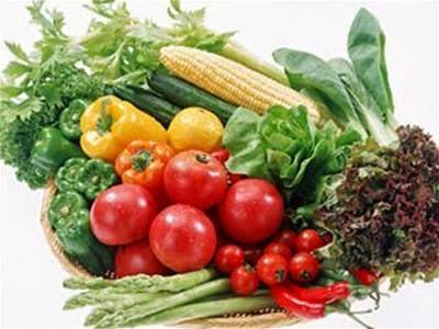 rau xanh thực phẩm trị nám da