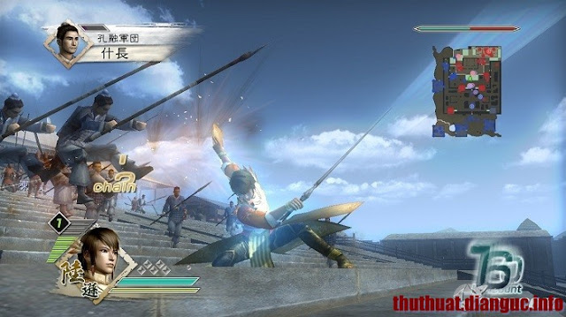 Download Dynasty Warrior 6 full pc