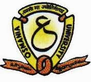 Osmania University Time Table 2015