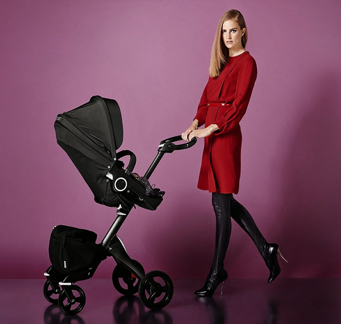 True Black Stokke Xplory