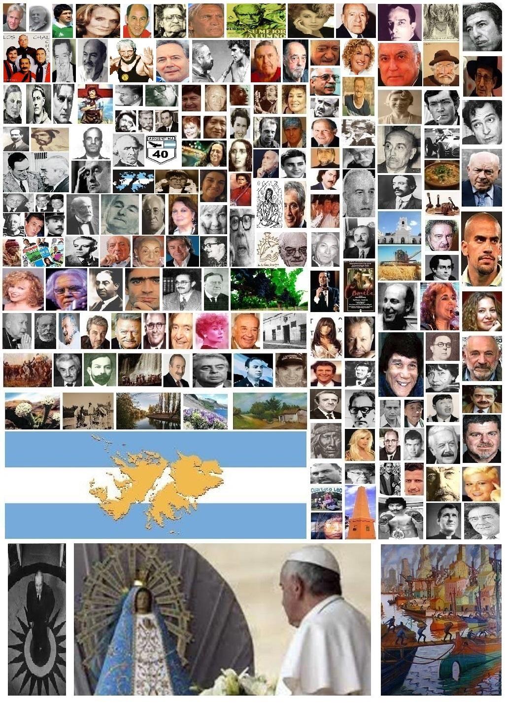 NUESTRA ARGENTINA, QUE TE VAN A COMPARAR...