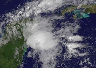 Wetterstörung vor Riviera Maya, Yucatán (Cancún, Playa del Carmen) - keine Sturmgefahr, aktuell, Satellitenbild Satellitenbilder, Radar Doppler Radar, Mexiko, Belize, Riviera Maya, Cancún, Playa del Carmen, Mai, 2012, Hurrikansaison 2012,