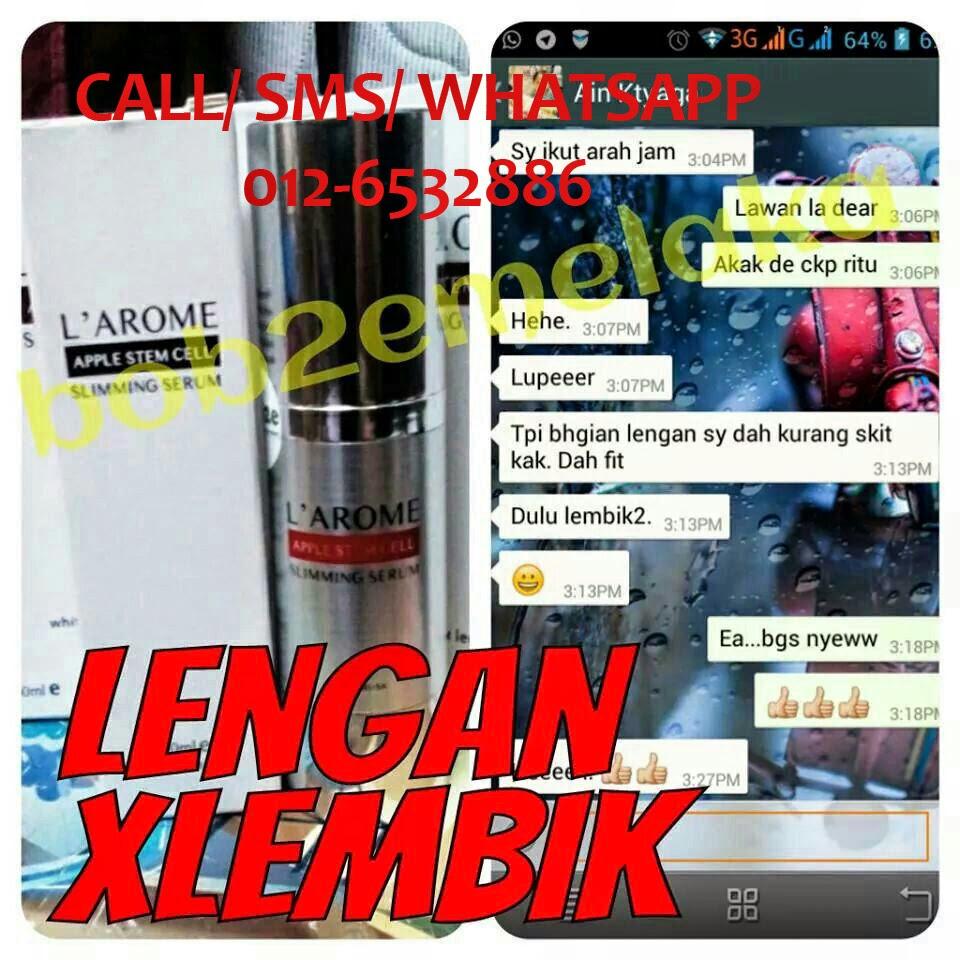 Stokist Larome Perak Slimming Product