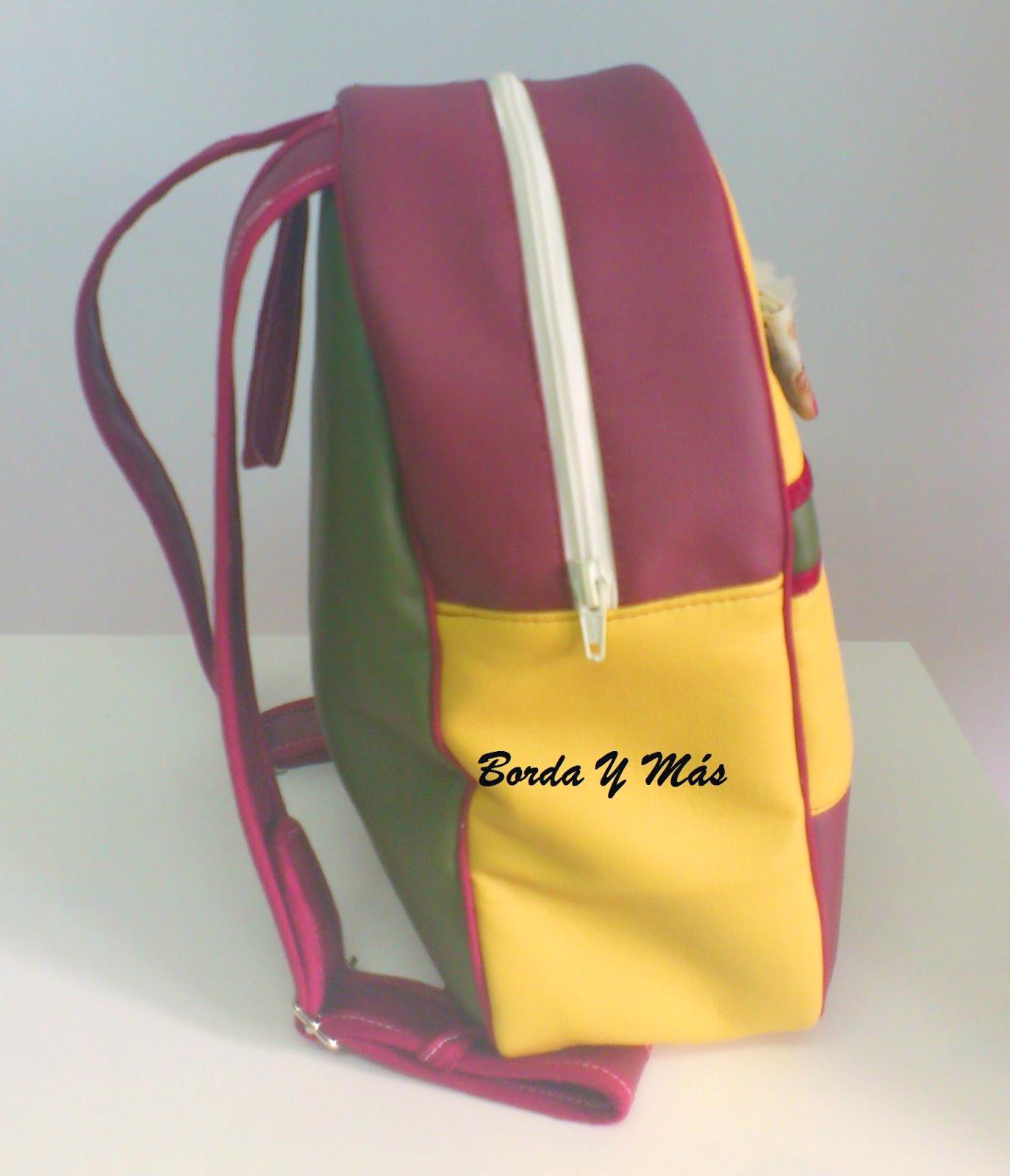 mochila infantil invierno 2014