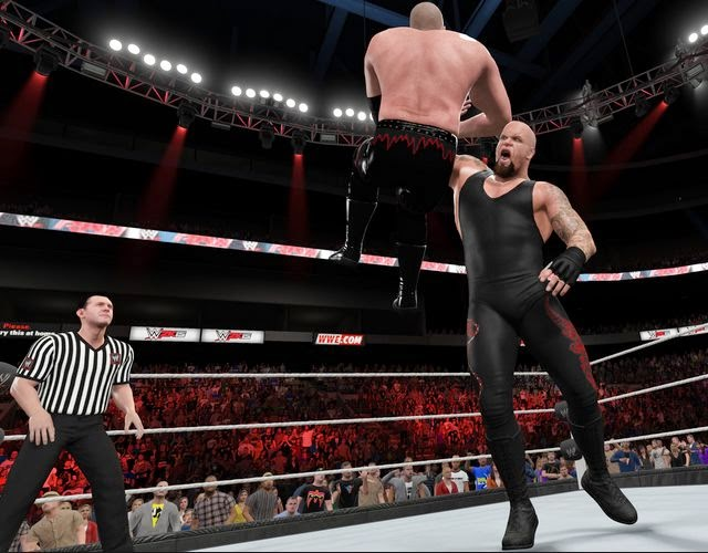 WWE 2K15-RELOADED Full Crack Fix PC Games Free Download