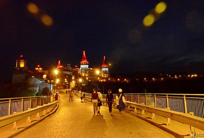 Турецкий мост Каменецкого замка