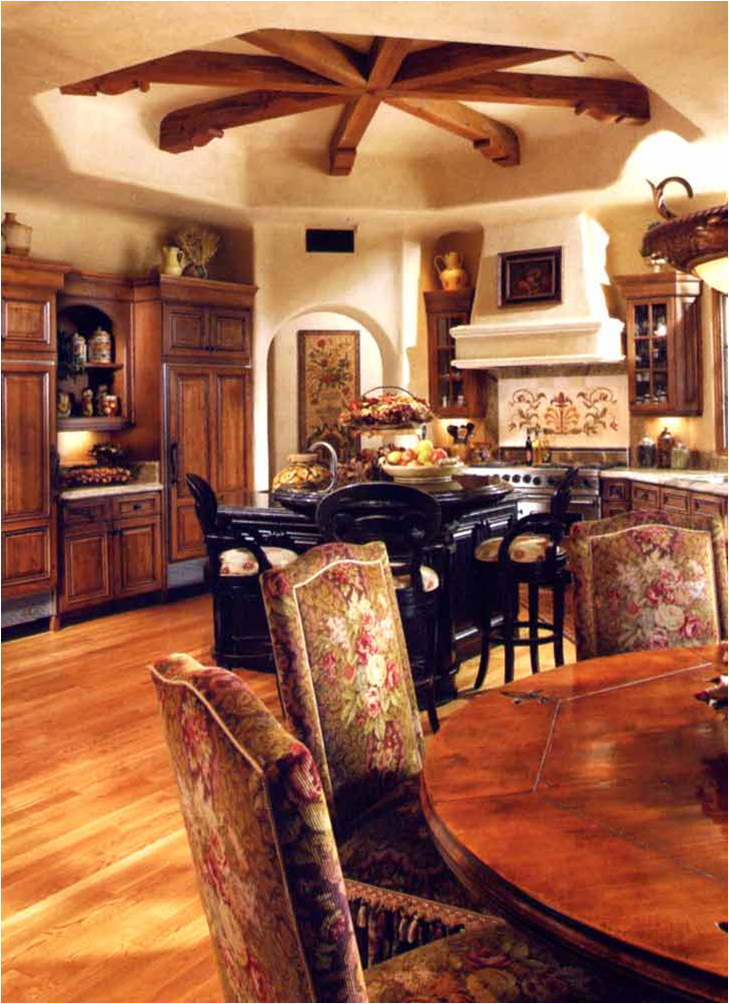 Old world kitchen ideas simple home architecture design - Old world kitchen design ideas ...