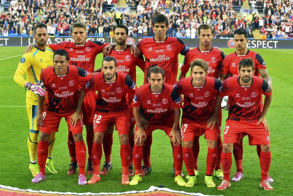 SEVILLA FC 2014-2015