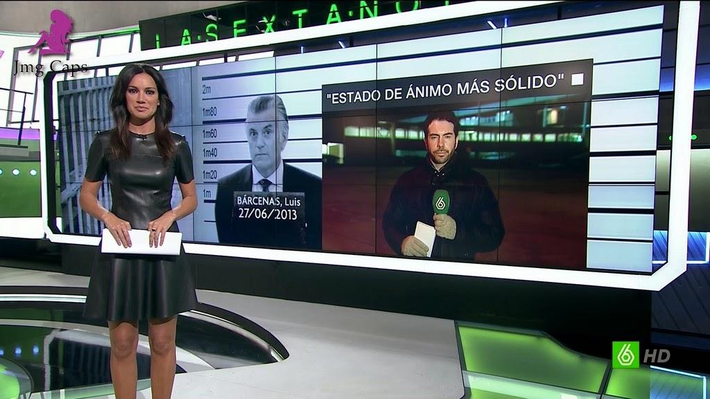 CRISTINA SAAVEDRA, LA SEXTA NOTICIAS (20.01.15)