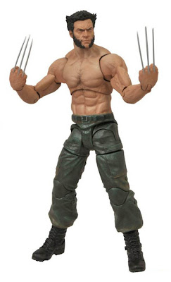 Marvel Select The Wolverine Movie Figure