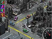 Sokakta Araba Savaşı